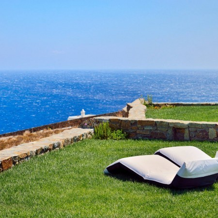 Exterior relaxation area