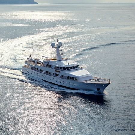 Luxury Motor Yacht Ancallia