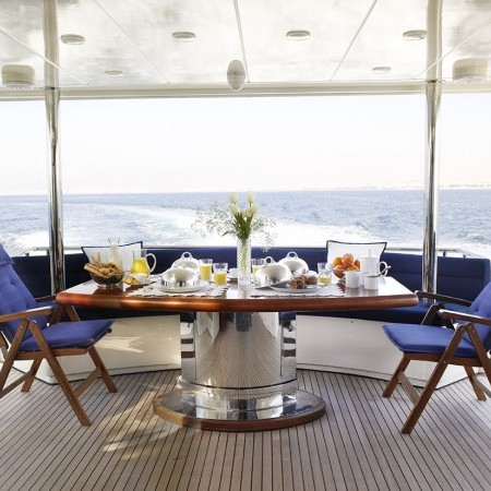 dream b yacht charter