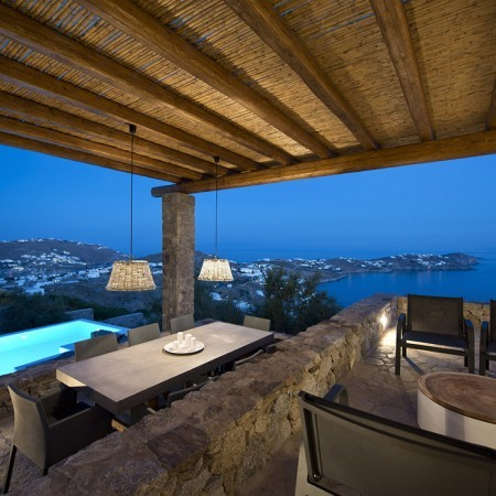 Mykonos villa Blue Haven