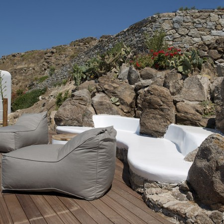 private villa Mykonos exterior