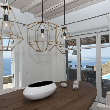 Mykonos private villa for rent