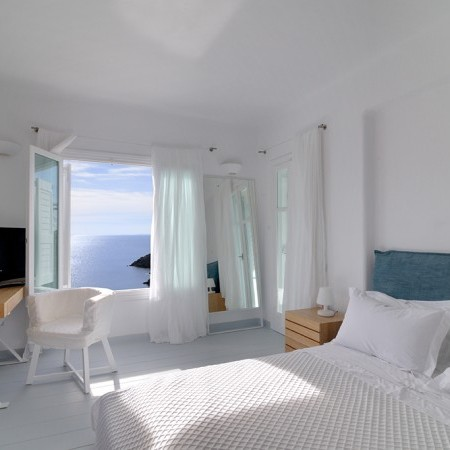 Mykonos villa for rent 5 bedrooms