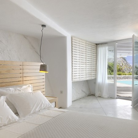 Double Bedroom with view