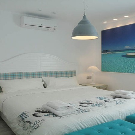 4 Bedroom Villa in Psarou Mykonos