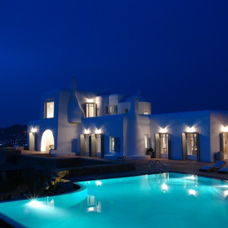 Secret of Mykonos Villa