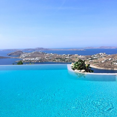Celebrities Villa Mykonos