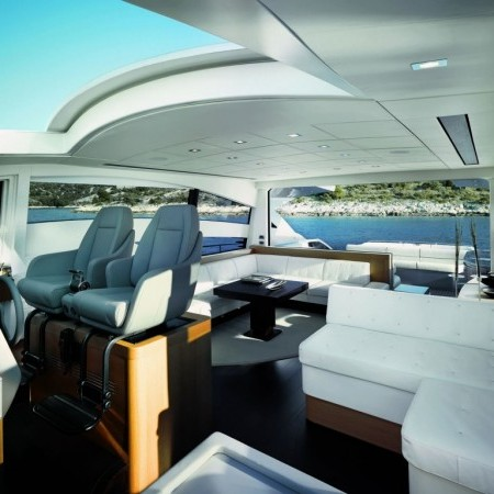 luxury yacht pershing 72