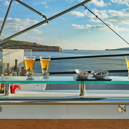 Obsesion Greek Yacht Charter