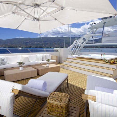 Super Yacht Deck
