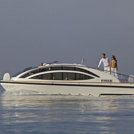 Omega Superyacht tender