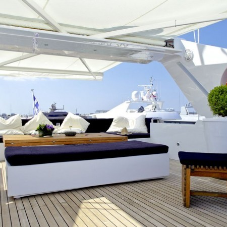 Tropicana luxury yacht charter