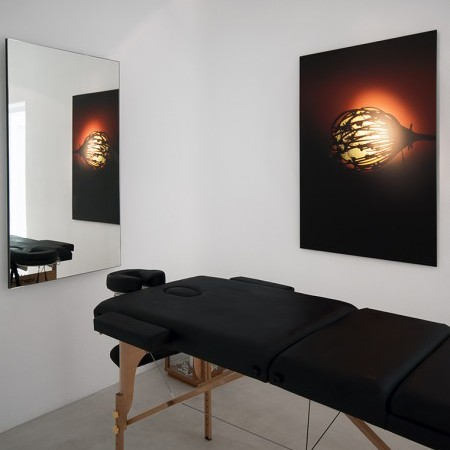 mykonos massage table