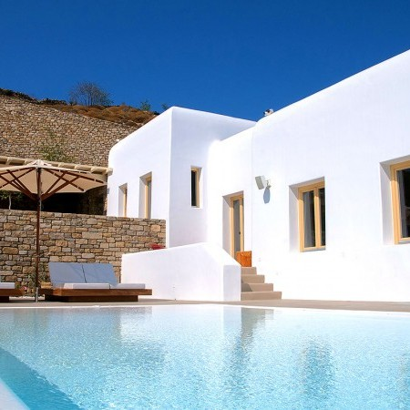 Villa with spa and private gym Mykonos
