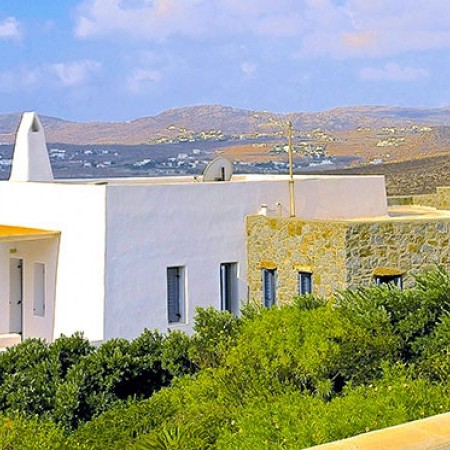 Mykonos luxury Villa Bellina