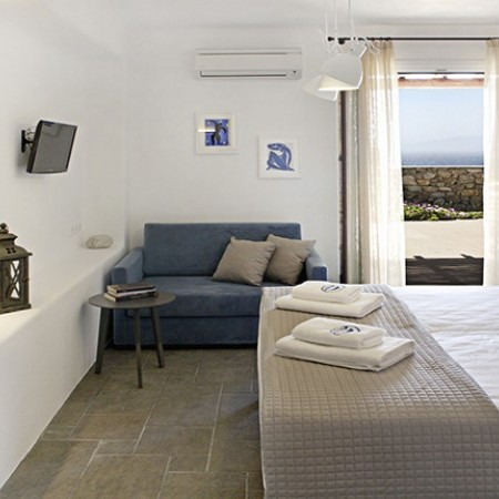 8 bedroom villa in Mykonos