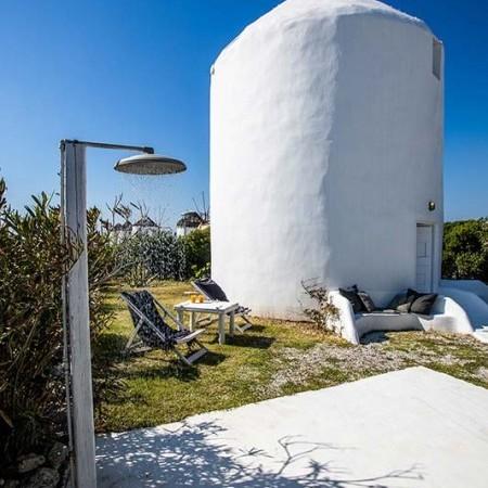 windmill for rent in Mykonos