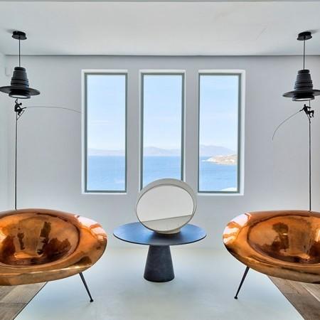 9 Bedroom Luxury Villa Rental  in Mykonos island