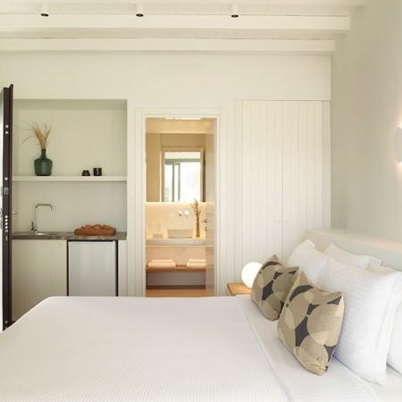 18 bedrooms house rental in Myconos