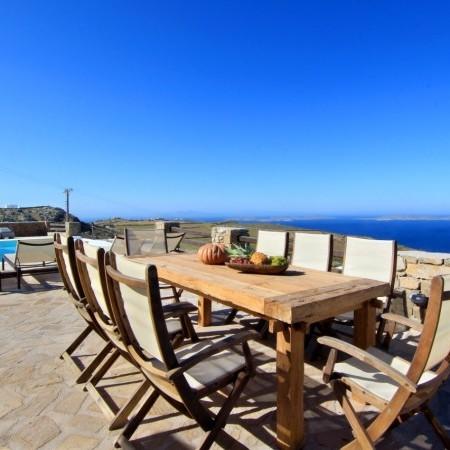villa Esterel close to Mykonos Town