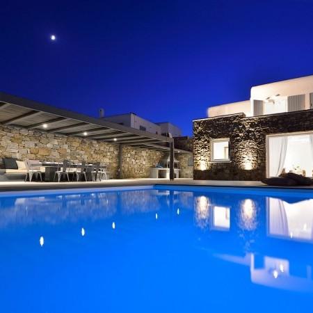 villa Basil 2 Myconos island