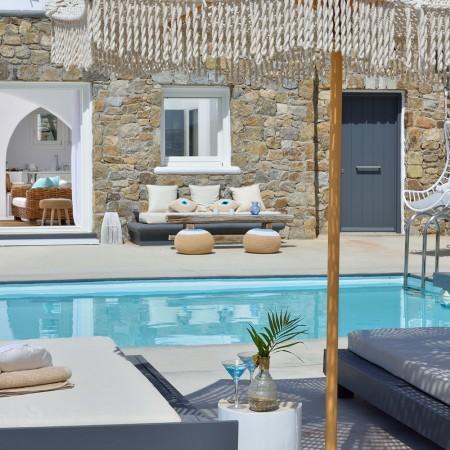 myconos villa Basil 2