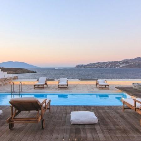 villa brillante Mykonos