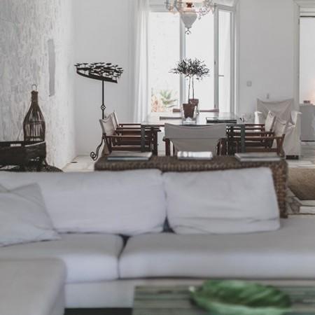 indoor living area