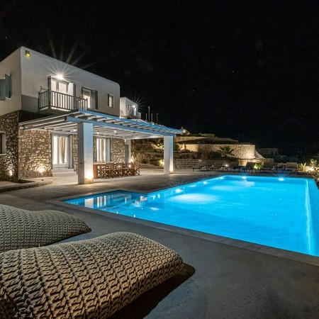 mykonos villa close to Mykonos Town