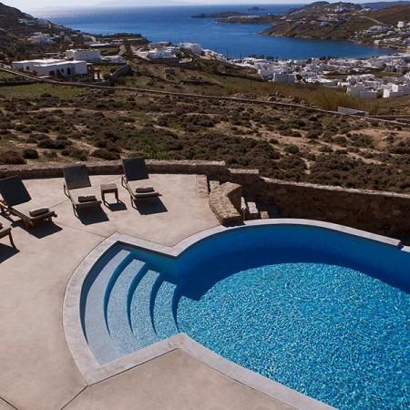 villa Oasia 2 in Mykonos