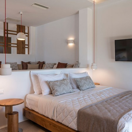 suites for rent mykonos