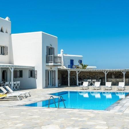 villa CHrissi Mykonos