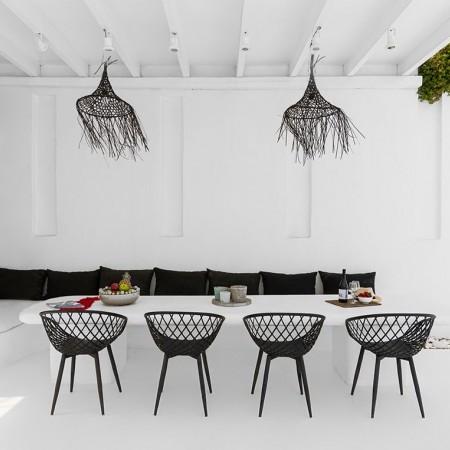 luxury villa psarou Mykonos