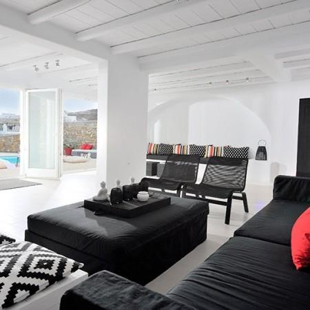 main living area indoors