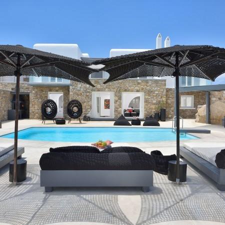 luxury villa for rent in Mykonos