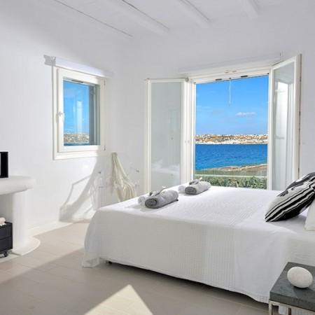 villa rental in Myconos