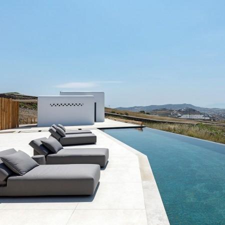 6 bedroom villa for rent Mykonos