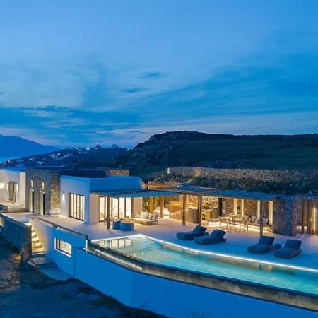 6 bedroom villa rental Myconos