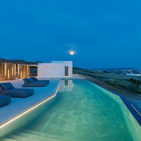 Mykonos luxurious home for rent