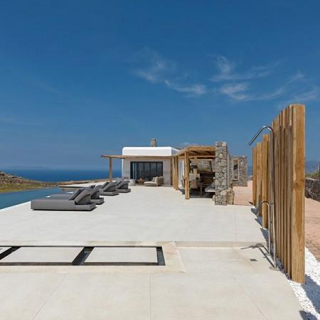 villa Clemence Myconos