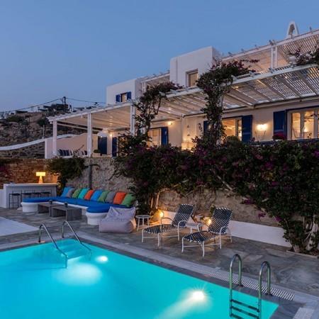 villa Handel Mykonos