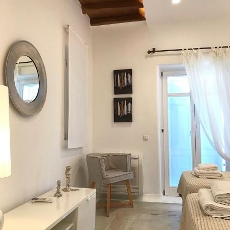 villa Sanja bedroom detail