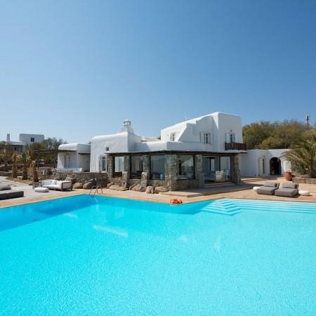 villa Sanja Mykonos 6 bedrooms