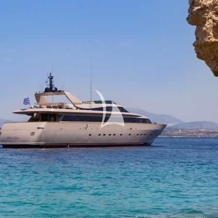 Daloli yacht Greece