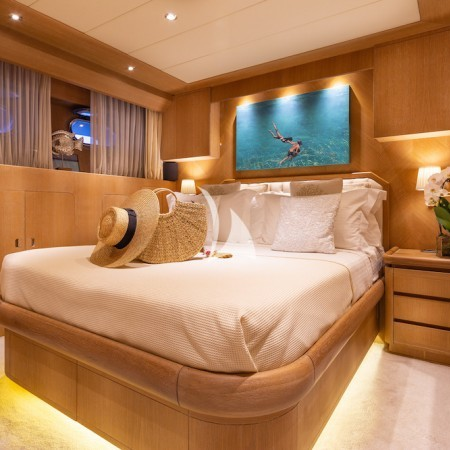 yacht cabin