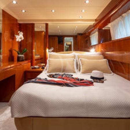 charter yacht Greek islands