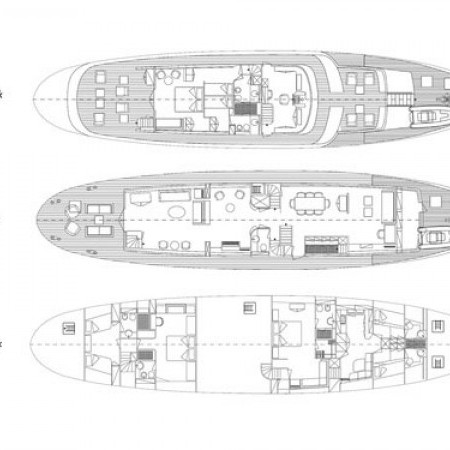 Happy Day Yacht layout