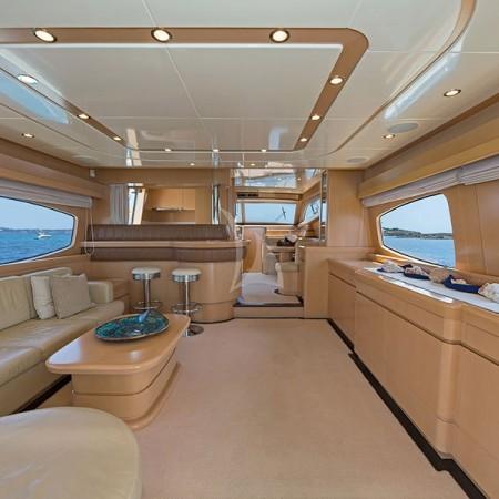 Lettouli iii yacht interior