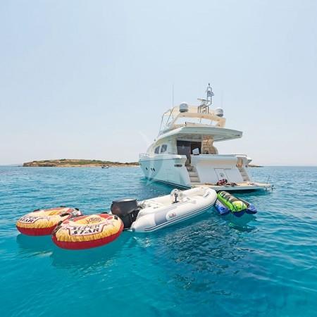 Lettouli III yacht charter Greece