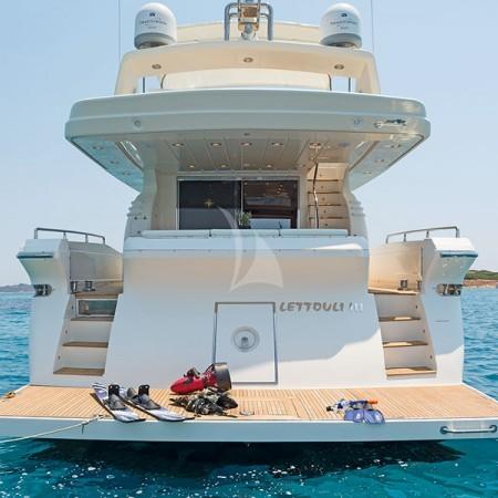 Lettouli iii yacht